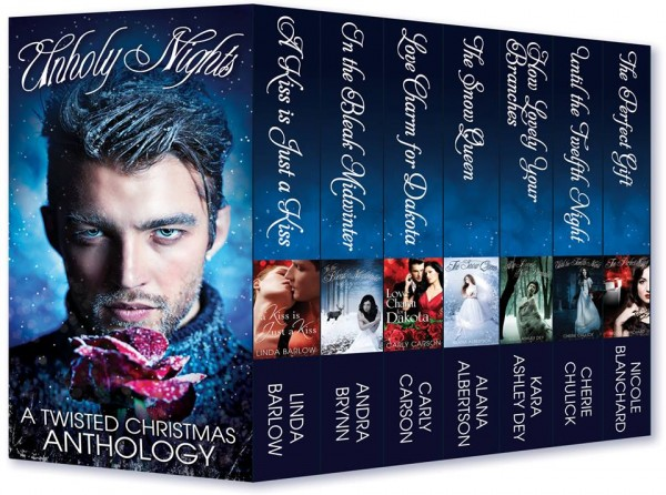 Unholy Nights A Twisted Christmas Anthology